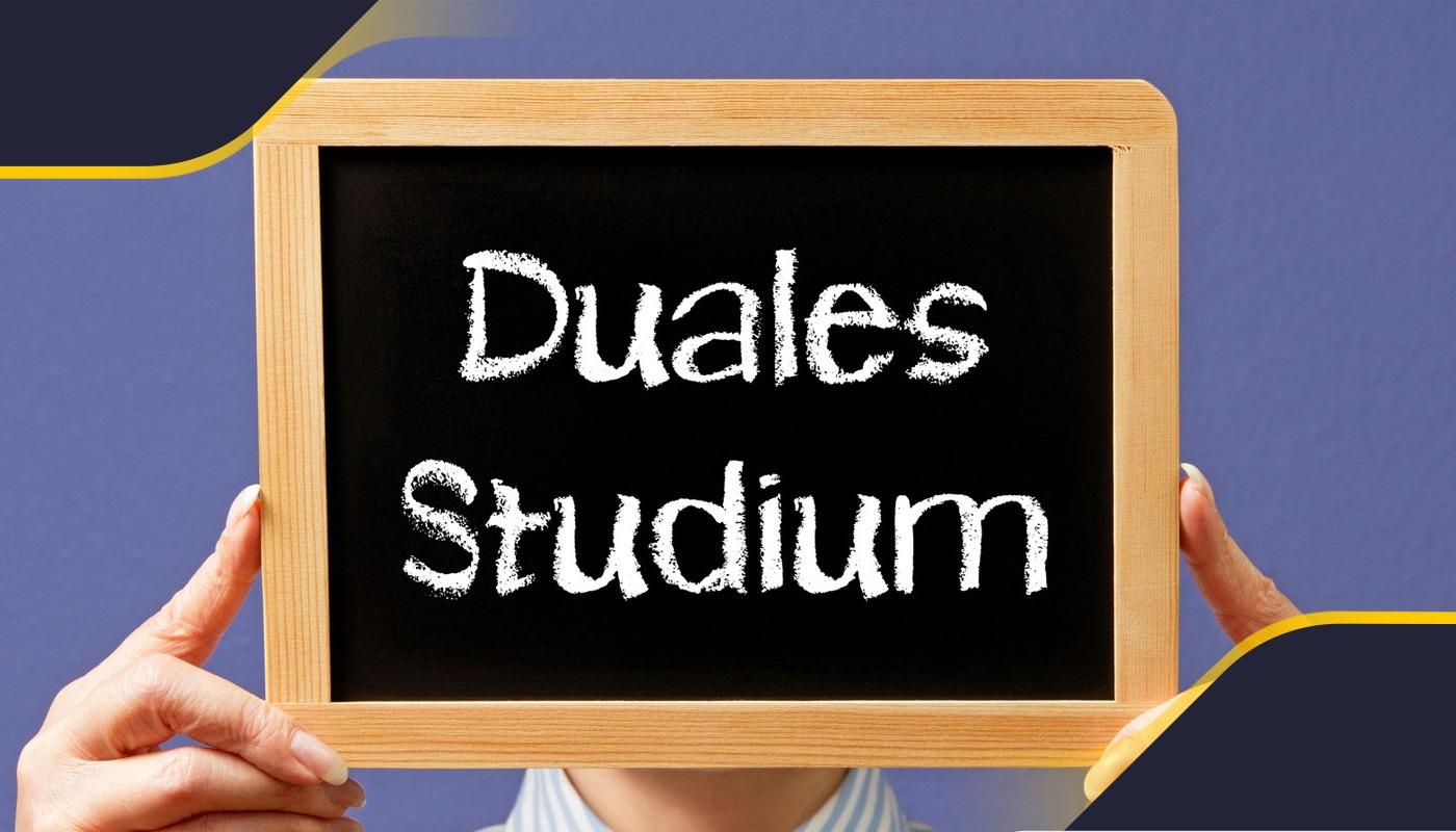 مطالعه دوگانه duales Studium چیست؟