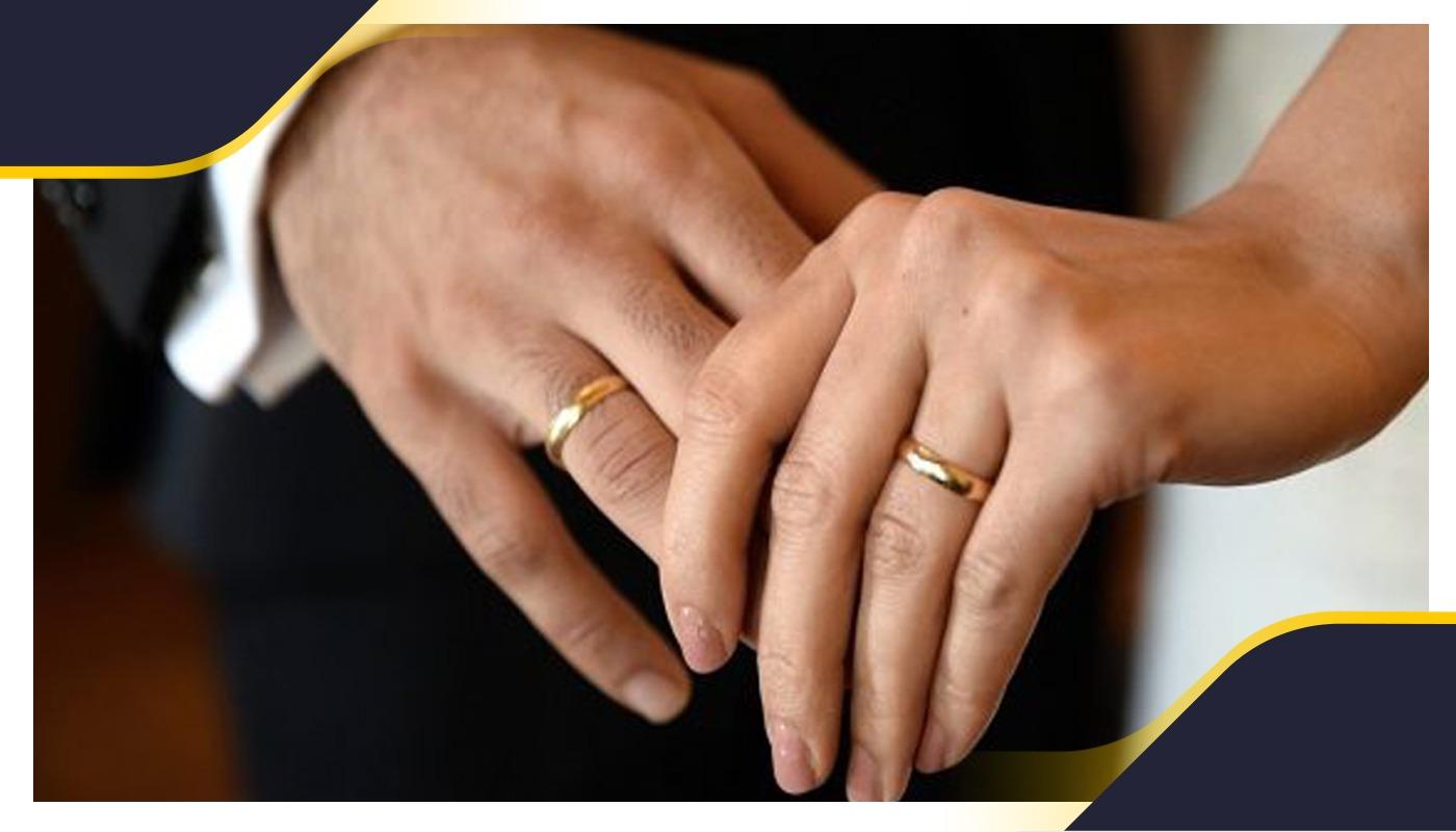 اخذ اقامت آلمان از طریق ازدواج